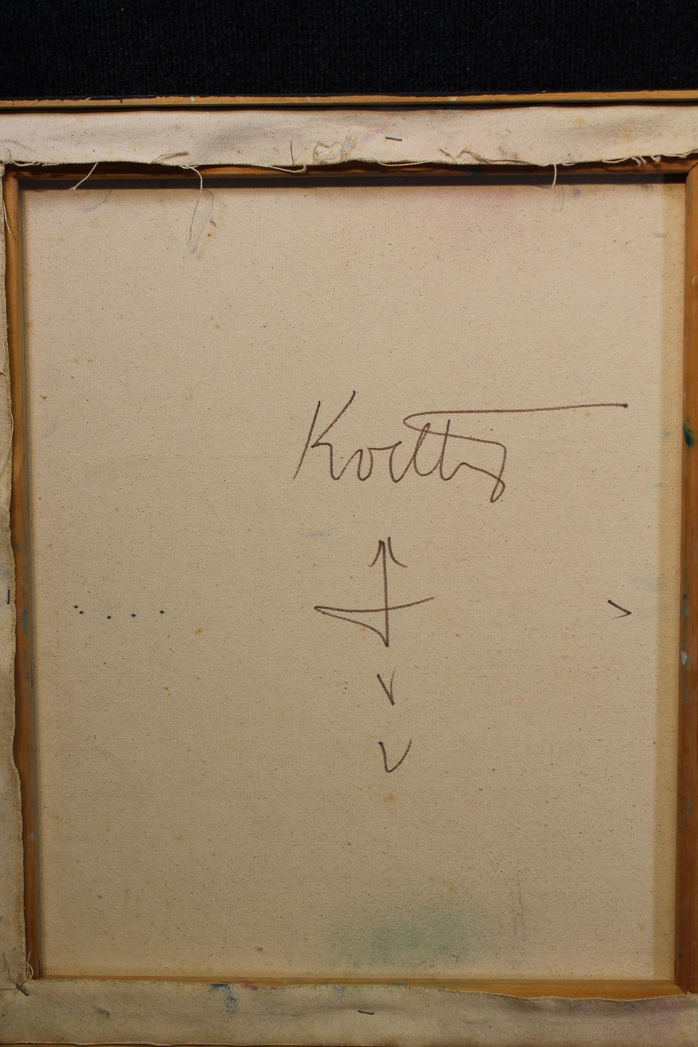 Lot 117 - Thomas Koether (NY, FL, Europe, B. 1940)