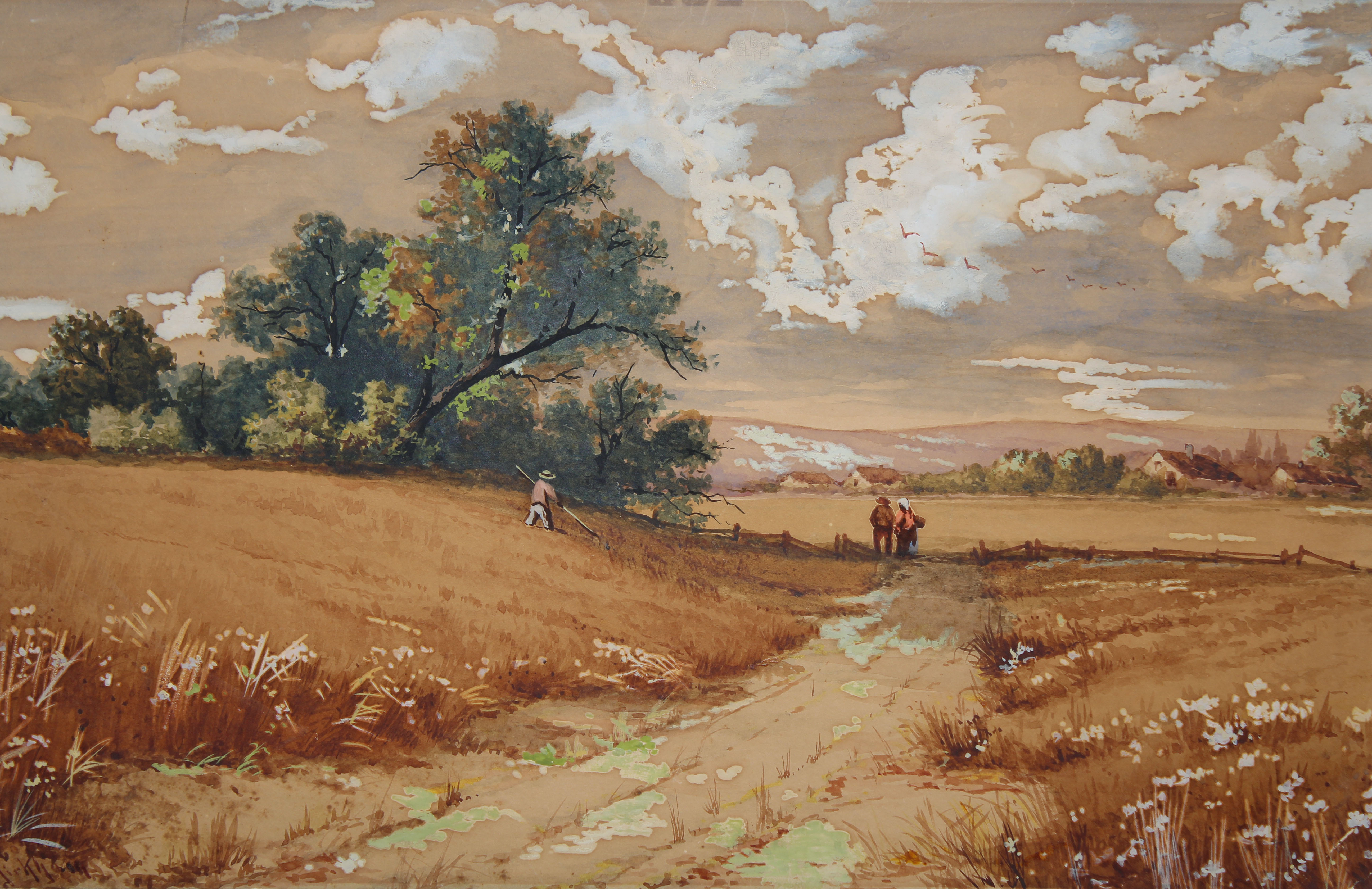 Lot 289 - Richard Kirkham (California, 1861 - 1922)