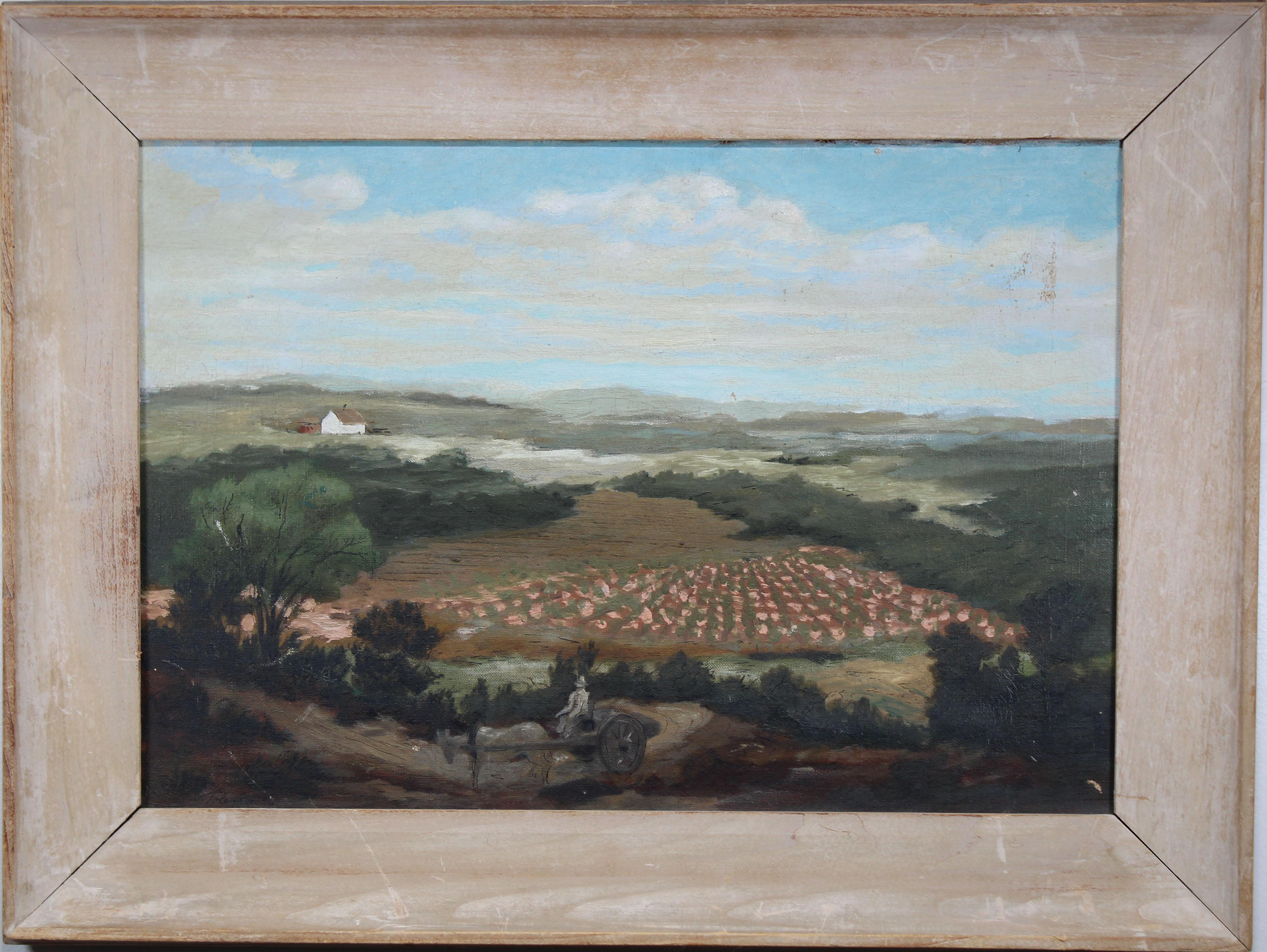 Lot 227a - Manuel Tolegian (California, 1911 - 1983)
