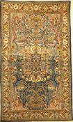 Ghom, Persien, ca. 40 Jahre, Wolle auf Baumwolle, ca. 239 x 143 cm, EHZ: 2-3 (beidseitig keine