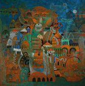 Jean-Francois Larrieu, geb. 1960 Tarbes (Haut-Pyrenees), lebt und arbeitet in Paris und Saint Jean