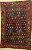 Shirwan antik, Kaukasus, um 1900, Wolle aufWolle, ca. 180 x 116 cm, EHZ: 3-4Shirvan Rug, Caucasus,