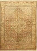 Tabriz antik, Persien, um 1900, Wolle auf Baumwolle, ca. 167 x 126 cm, EHZ: 3Tabriz Rug, Persia,