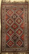 Luri alt, Persien, um 1940, Wolle auf Wolle, ca. 303 x 170 cm, EHZ: 2-3Luri Rug, Persia, around