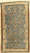 Nain alt fein, Persien, ca. 40 Jahre, Korkwolle mit Seide, ca. 121 x 73 cm, EHZ: 4Nain Rug,