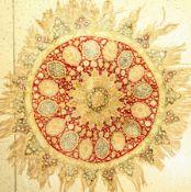 Kaisery antik, Türkei, um 1900, Wolle auf Baumwolle, ca. 172 x 120 cm, EHZ: 2-3Kaisery Rug,