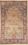 Yazd alt, Persien, ca. 60 Jahre, Wolle auf Baumwolle, ca. 228 x 143 cm, EHZ: 4Yazd Rug, Persia,