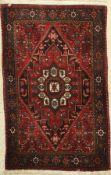 Goltogh, Persien, ca. 30 Jahre, Wolle auf Baumwolle, ca. 120 x 76 cm, EHZ: 2-3Goltogh Rug, Persia,