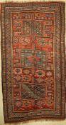 Kordi alt, Persien, um 1920, Wolle auf Wolle, ca. 283 x 152 cm, EHZ: 3Kordi Rug, Persia, around