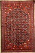 Hamadan alt, Persien, um 1930, Wolle auf Baumwolle, ca. 193 x 130 cm, EHZ: 3Hamadan Rug, Persia,