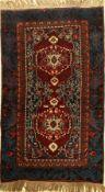 Eriwan alt, Kaukasus, Datiert 1359., Wolle auf Wolle, ca. 193 x 116 cm, EHZ: 2-3Yerevan Rug,