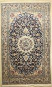 Nain, Persien, ca. 40 Jahre, Wolle auf Baumwolle, ca. 260 x 160 cm, EHZ: 2Nain rug, Persia,