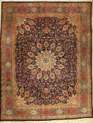 Täbriz alt (Sheik Safi), Persien, ca. 60 Jahre, Korkwolle, ca. 383 x 294 cm, EHZ: 2-3Tabriz carpet