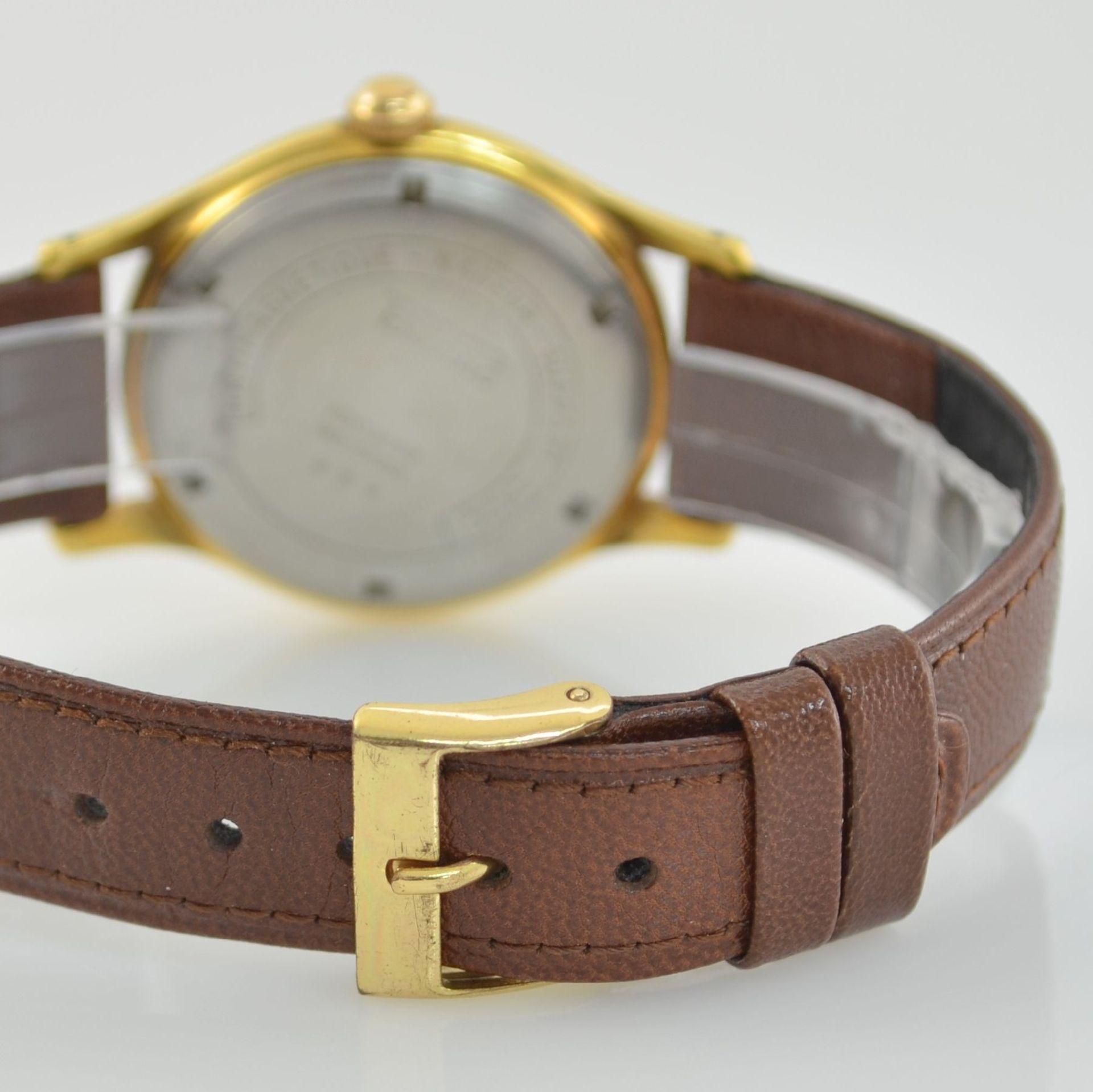 Konvolut: 2 Armbanduhren mit Kalender bzw. Datum, Schweiz um 1950-1960, Handaufzug, 1) NACAR m. - Bild 11 aus 12