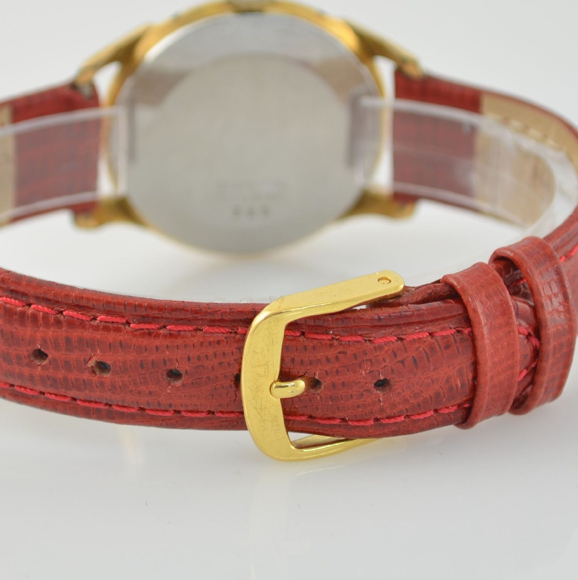 Konvolut: 2 Armbanduhren mit Kalender bzw. Datum, Schweiz um 1950-1960, Handaufzug, 1) NACAR m. - Bild 5 aus 12