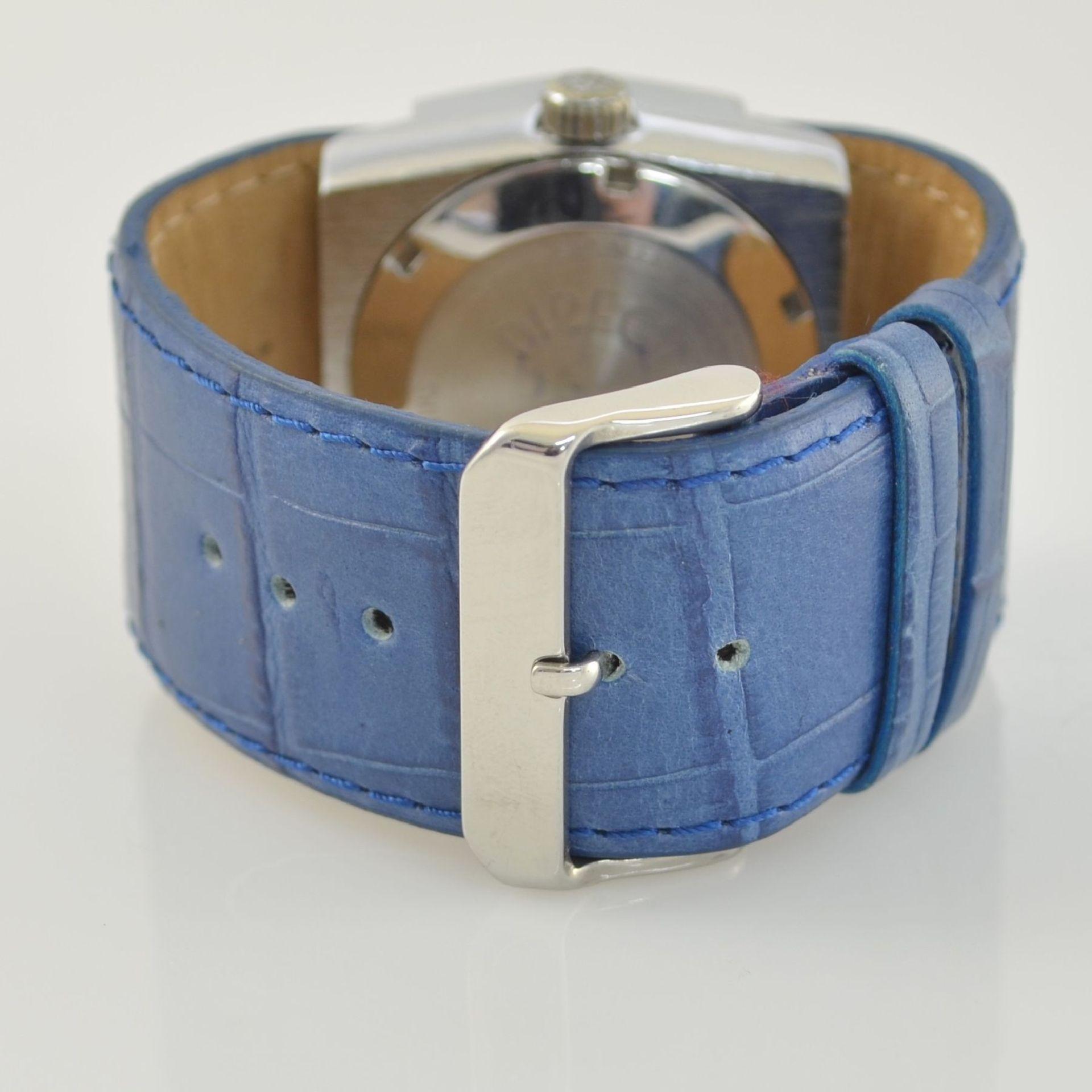 HOGA/Direct Time Armbanduhr mit digitaler Zeitanzeige Kal. AS 1902, Schweiz um 1970, Automatik, - Bild 5 aus 6