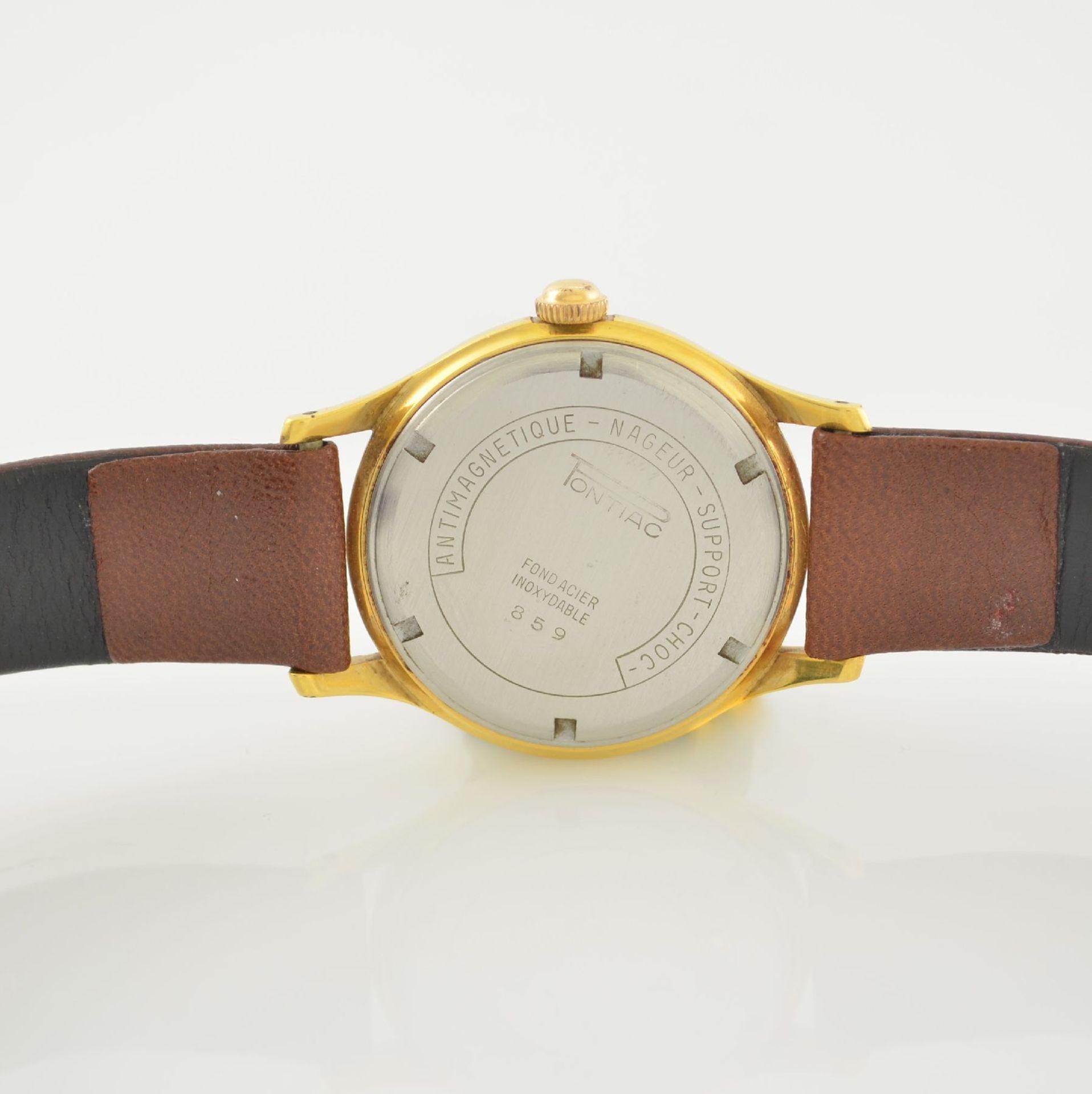 Konvolut: 2 Armbanduhren mit Kalender bzw. Datum, Schweiz um 1950-1960, Handaufzug, 1) NACAR m. - Bild 12 aus 12