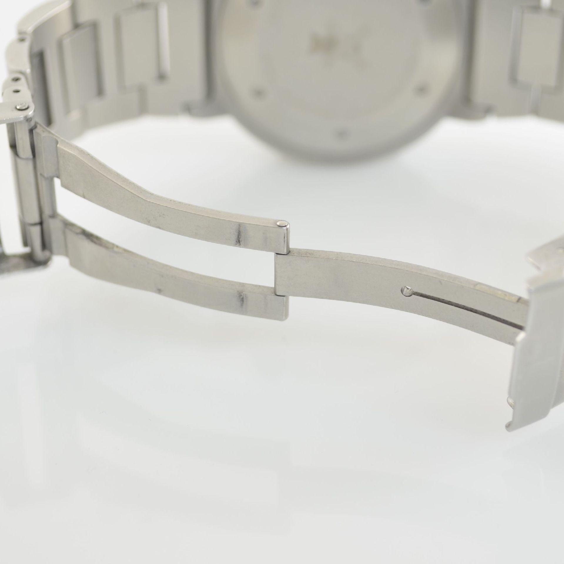 NAUTISCHE INSTRUMENTE MÜHLE GLASHÜTTE/SA.Herrenarmbanduhr Modell Nautic- Timer, Automatik, Ref.- - Bild 7 aus 9