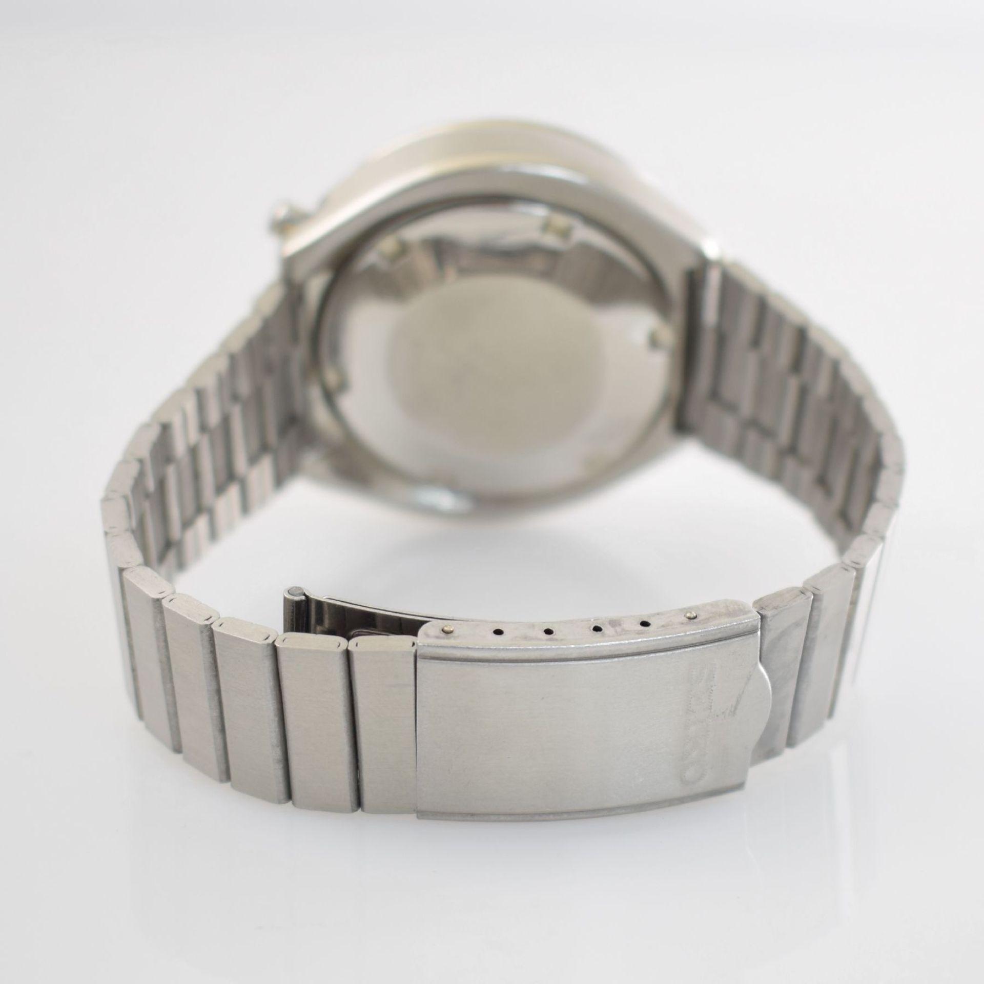SEIKO sog. BULLHEAD Armbandchronograph, Japan um 1970, Automatik, Ref. 6138-0040, verschr. - Bild 7 aus 7