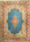 Kerman, Persien, ca. 50 Jahre, Wolle auf Baumwolle, ca. 418 x 307 cm, EHZ: 4-5Kirman Carpet ,