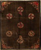 Peking alt, China, um 1940/1950, Wolle auf Baumwolle, ca. 294 x 245 cm, EHZ: 3Beijing Carpet ,