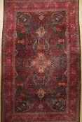 Täbriz, Persien, um 1920, Wolle auf Baumwolle, ca. 543 x 340 cm, EHZ: 4Tabriz Oversize-Carpet ,