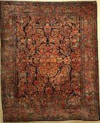 Sarogh US Re Import, Persien, um 1900/20, Korkwolle, ca. 300 x 243 cm, EHZ: 2-3US Saruk Carpet ,