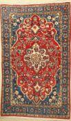 Ghom Kork, Persien, ca. 30 Jahre, Korkwolle, ca. 120 x 79 cm, EHZ: 2Qum Rug , Persia, approx. 30