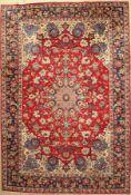 Nadjafabad, Persien, ca. 40 Jahre, Wolle auf Baumwolle, ca. 352 x 242 cm, EHZ: 2-3Nadjafabad