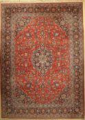 Keschan alt, Persien, um 1950, Wolle auf Baumwolle, ca. 376 x 270 cm, EHZ: 2-3Kashan Carpet ,