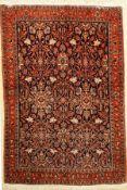 Bidjar Kork fein, Persien, ca. 40 Jahre, Korkwolle, ca. 167 x 114 cm, EHZ: 2Fine Bijar Rug , Persia,