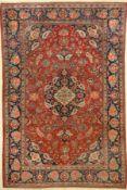 Keschan alt, Persien, ca. 60 Jahre, Wolle auf Baumwolle, ca. 200 x 132 cm, EHZ: 3Kashan Rug ,