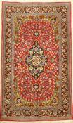 Ghom Kork, Persien, ca. 40 Jahre, Korkwolle, ca. 180 x 107 cm, EHZ: 2Kurk Qum Rug , Persia, circa 40