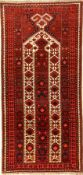 """Belutsch Gebetsteppich, Persien, um 1930, Wolle auf Wolle, ca. 185 x 90 cm, EHZ: 2-3Fine Baluch """""""
