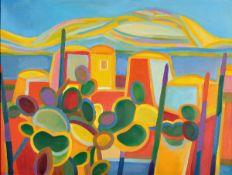 Vincent Weber, 1902 Monschau-1990 Frankfurt/M., zwei Werke aus dem Jahr 1960: Palinuro und San