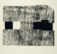 Eduardo Chillida, 1924-2002 San Sebastian, Munich, Radierung von 1994, handsigniert und num. 33/