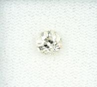 Loose old cut diamond , approx. 0.70 ct Crystal/si-p (Ausbruch) Valuation Price: 1400, - EUR
