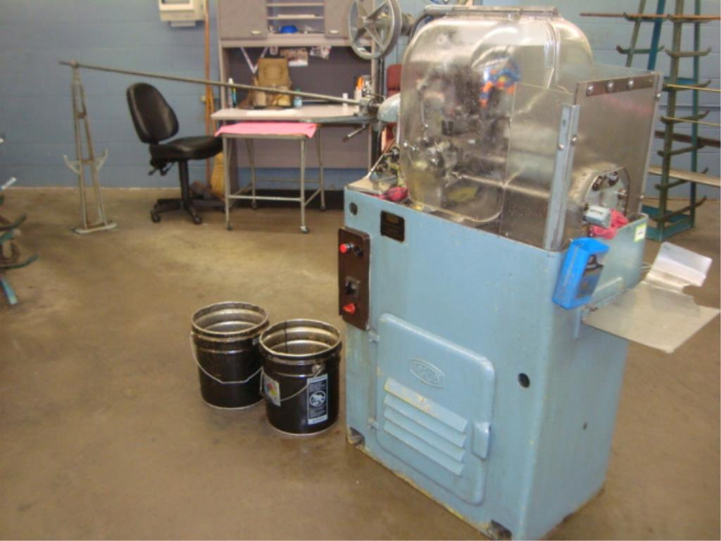 Lathem Time- Global Online Auction Of Quality Metalworking & Machine Tool Assets Excess To Continuing Operations Of Lathem