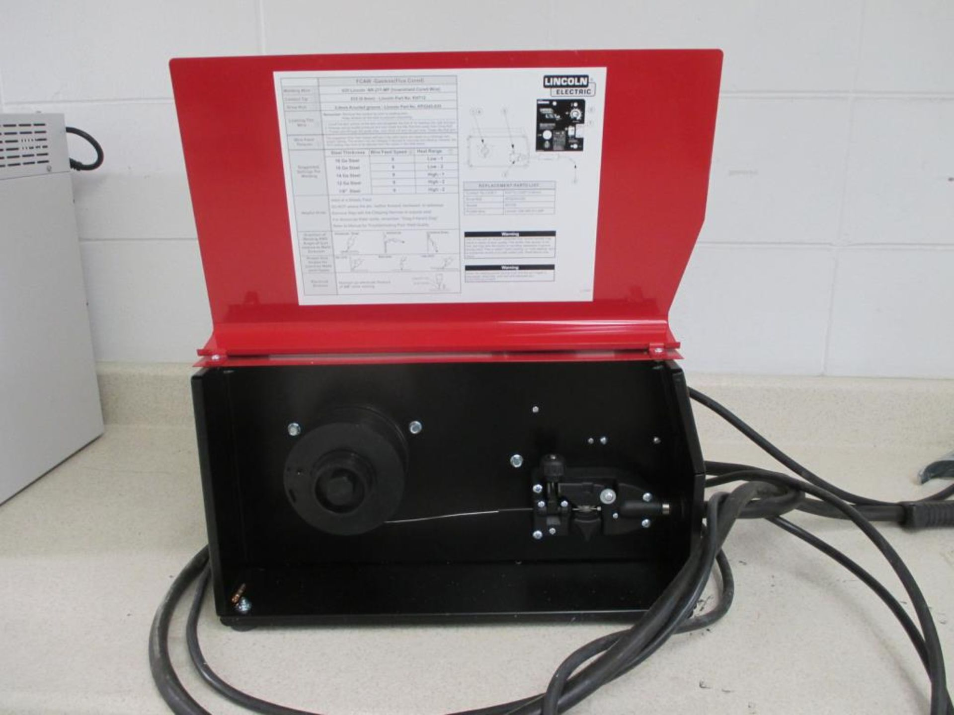 Lot 104 - Wire Feed Welder