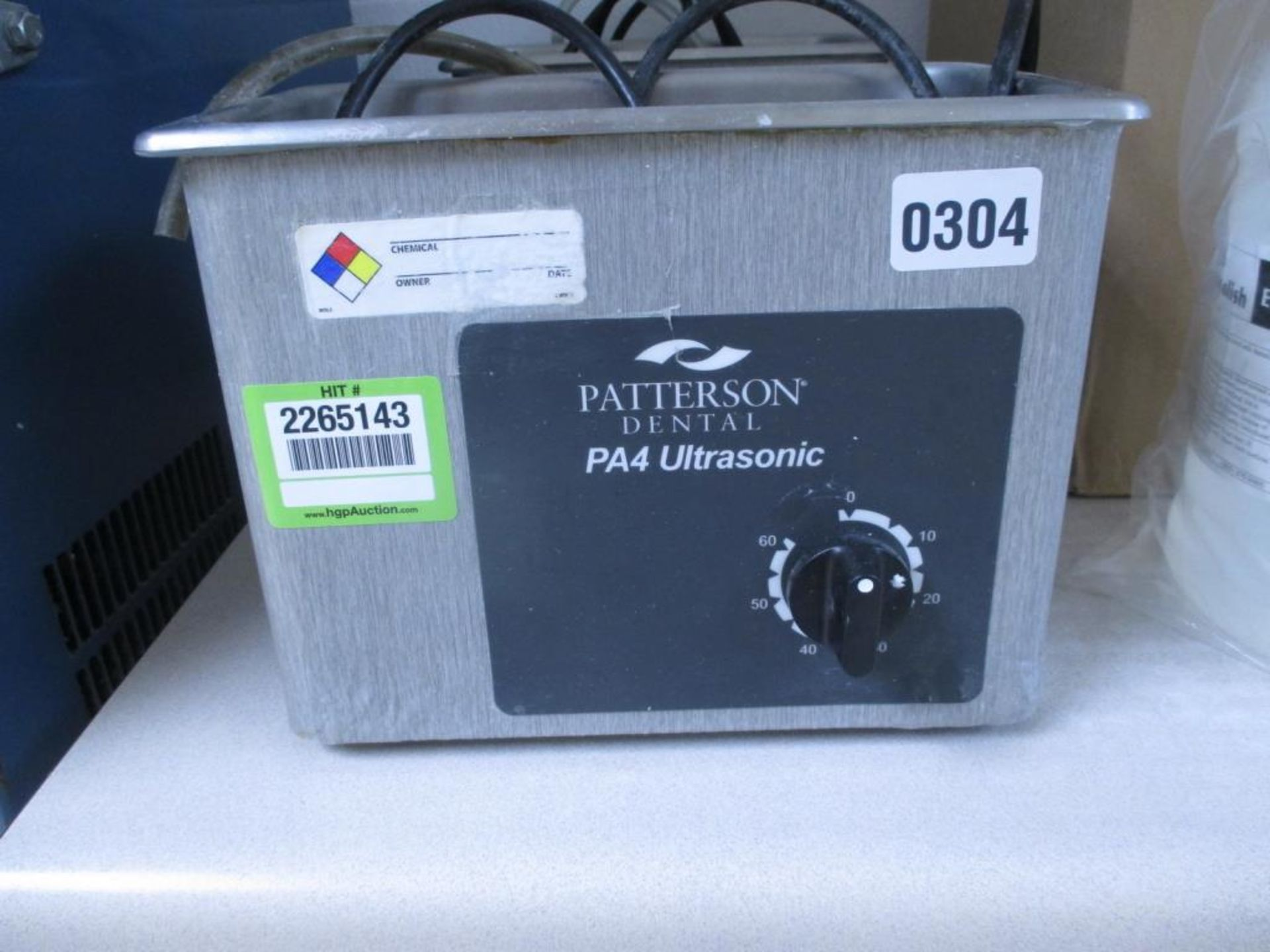 Lot 134 - Ultrasonic Cleaner