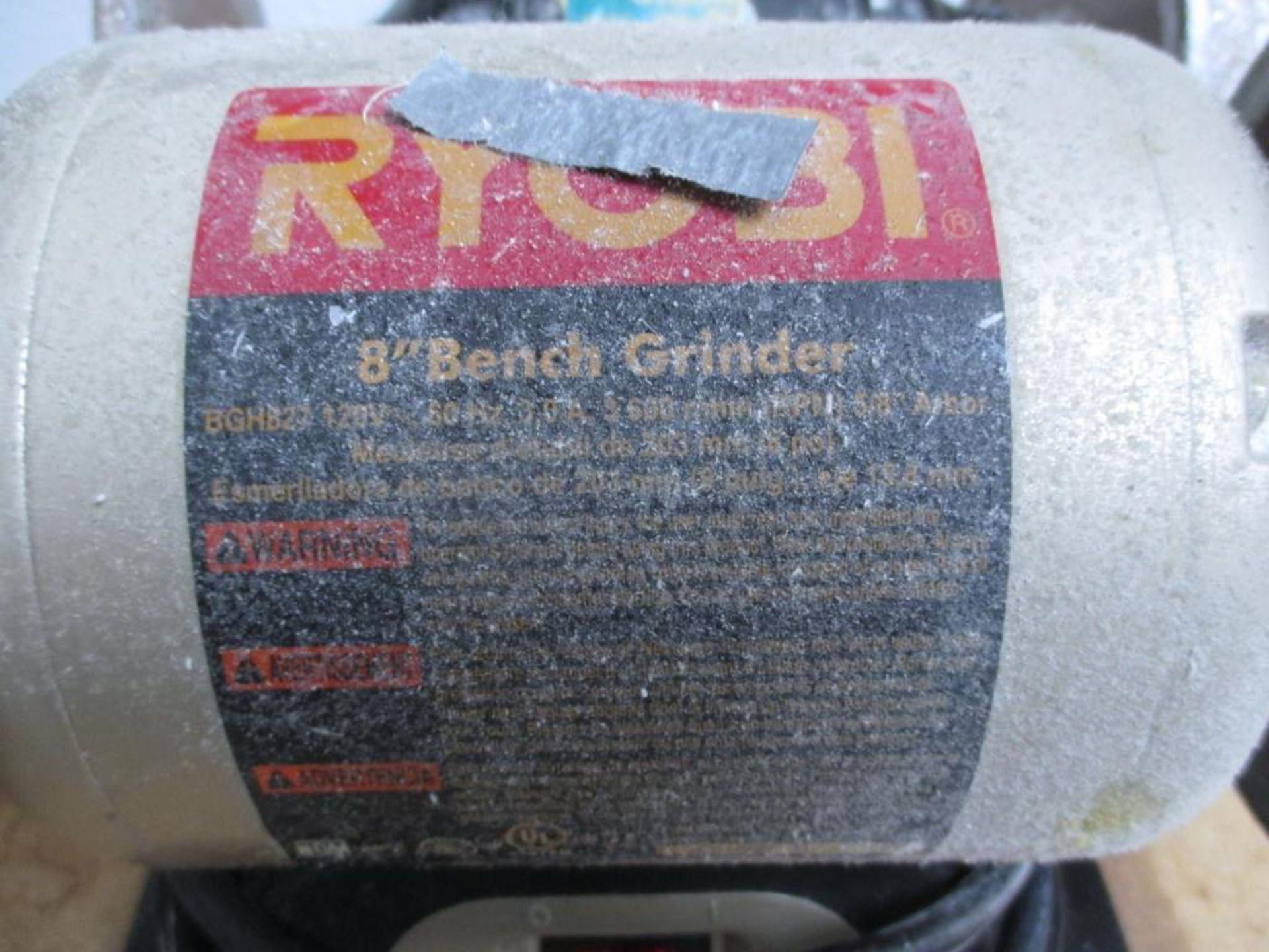 Lot 147 - Bench Grinders