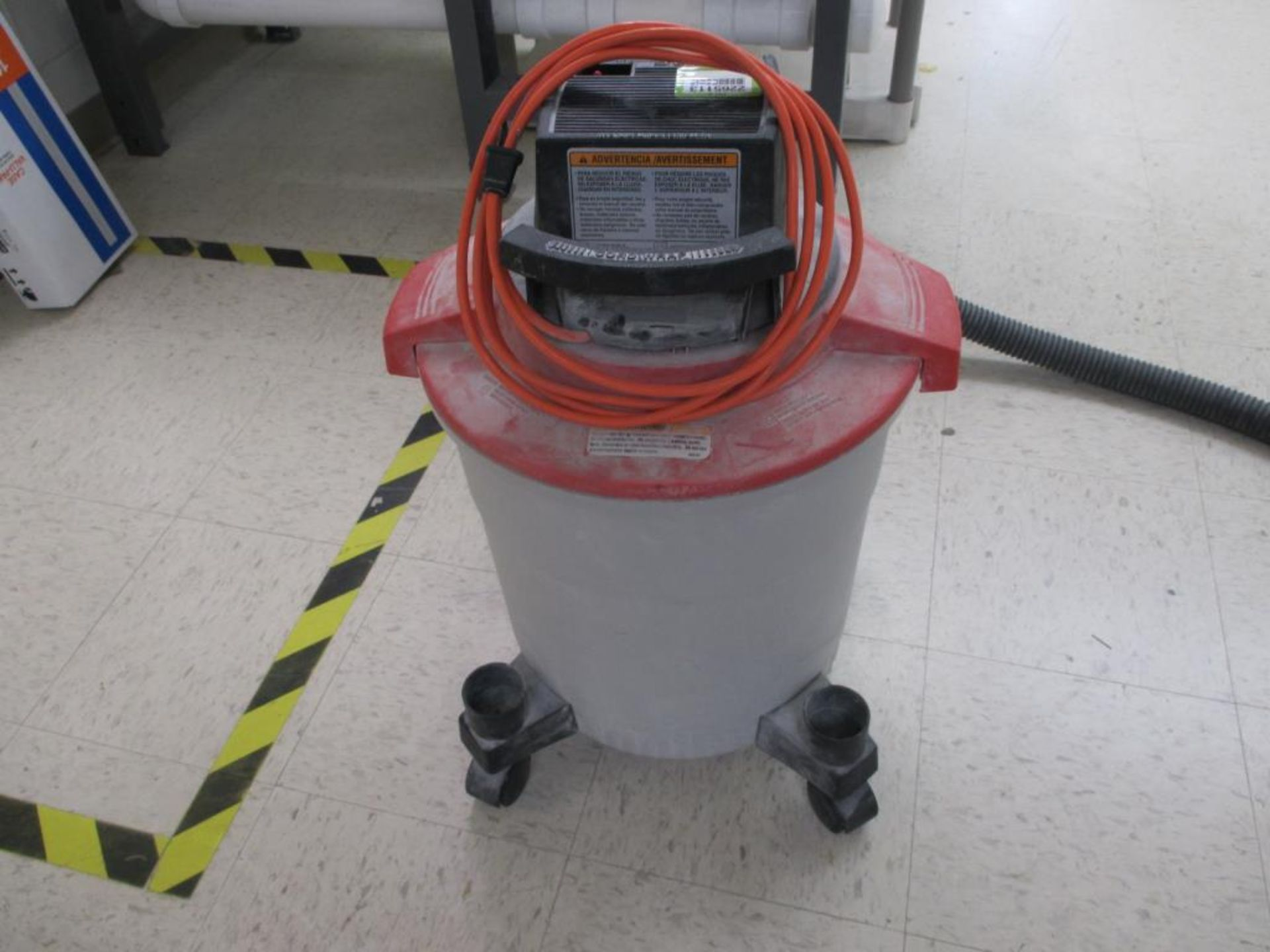 Lot 105 - Wet Dry Vac