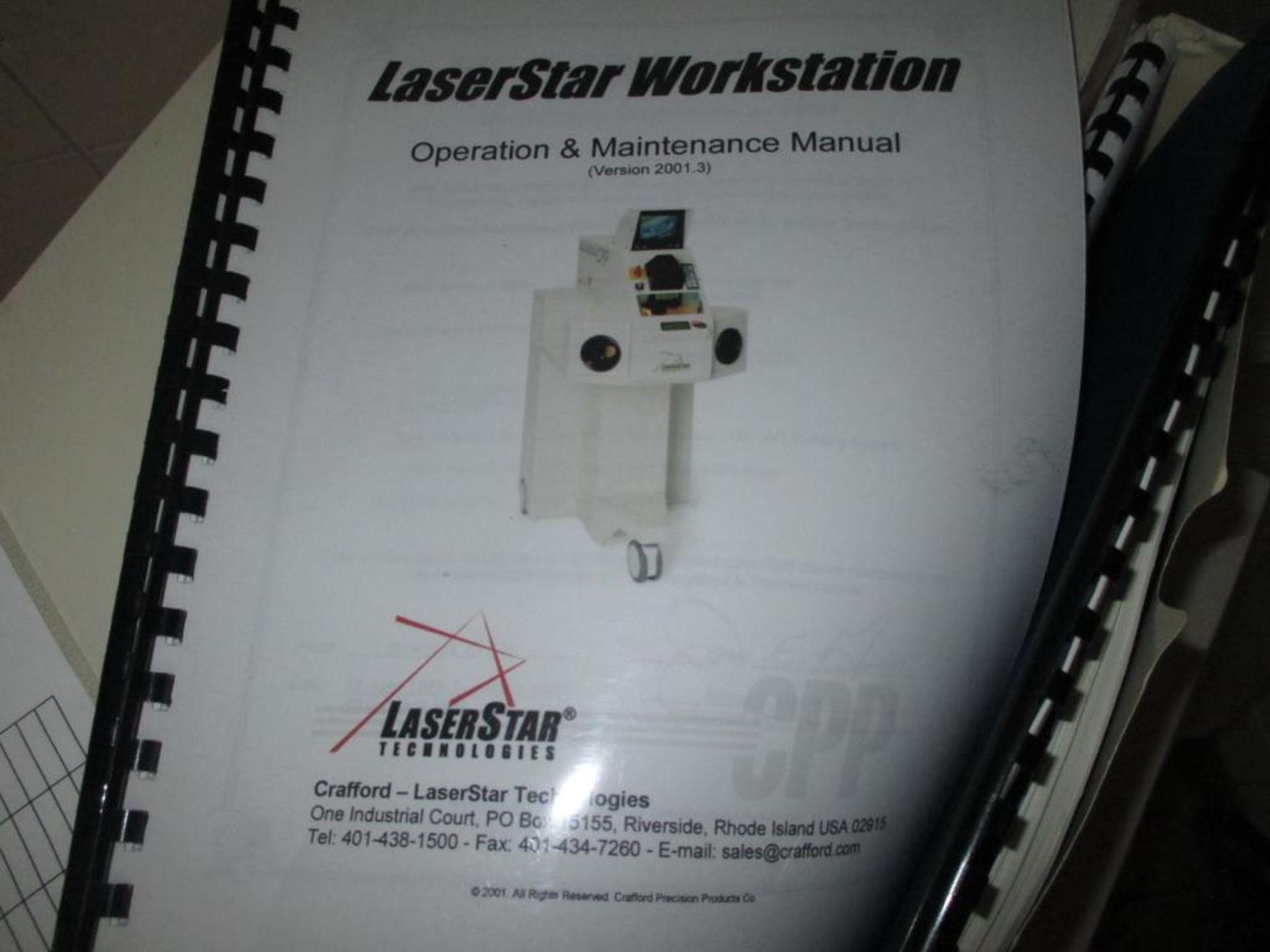 Lot 121 - Laser Welding System
