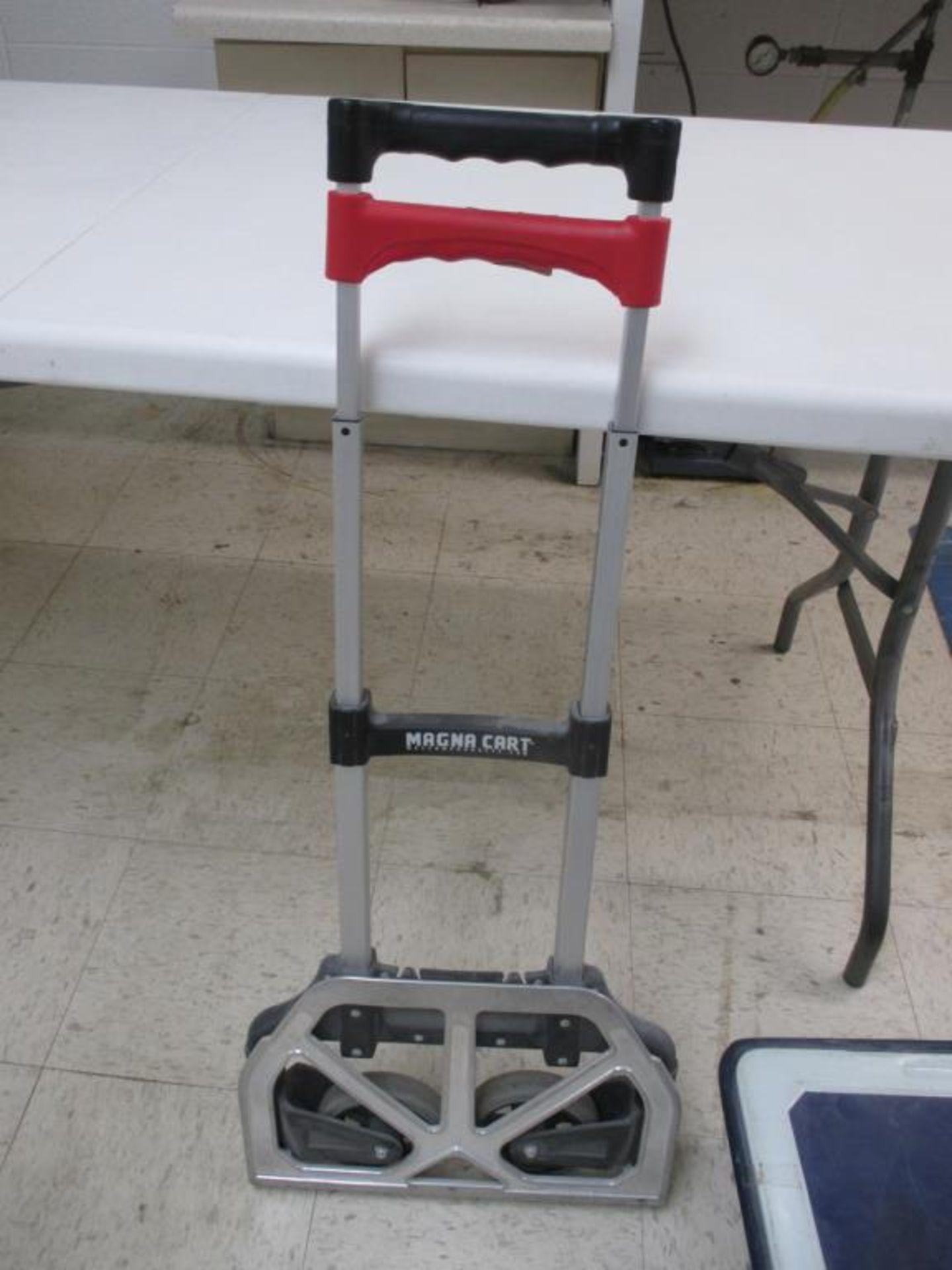Lot 118 - Moving Equipment