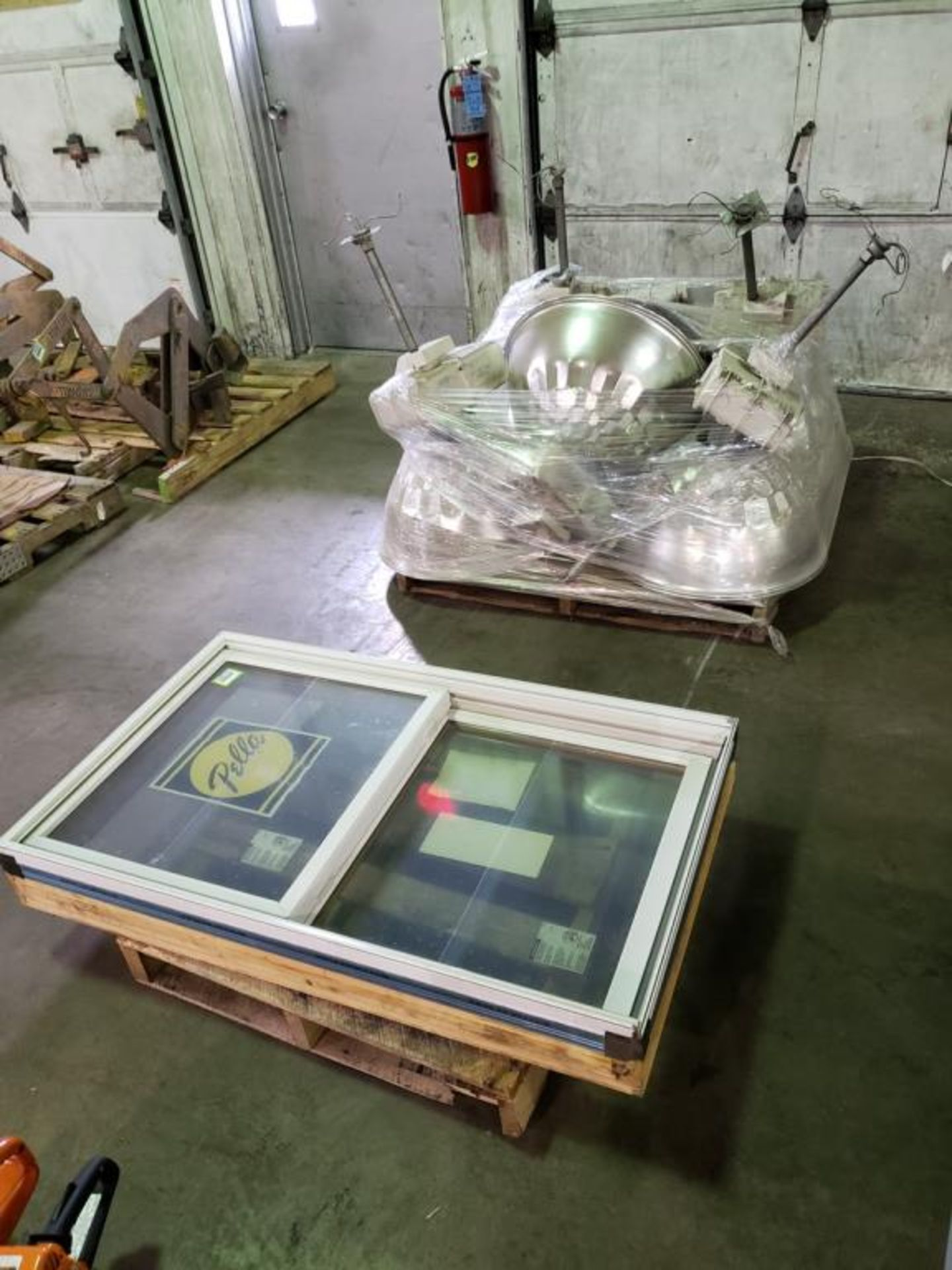 Lot 127 - Warehouse Items