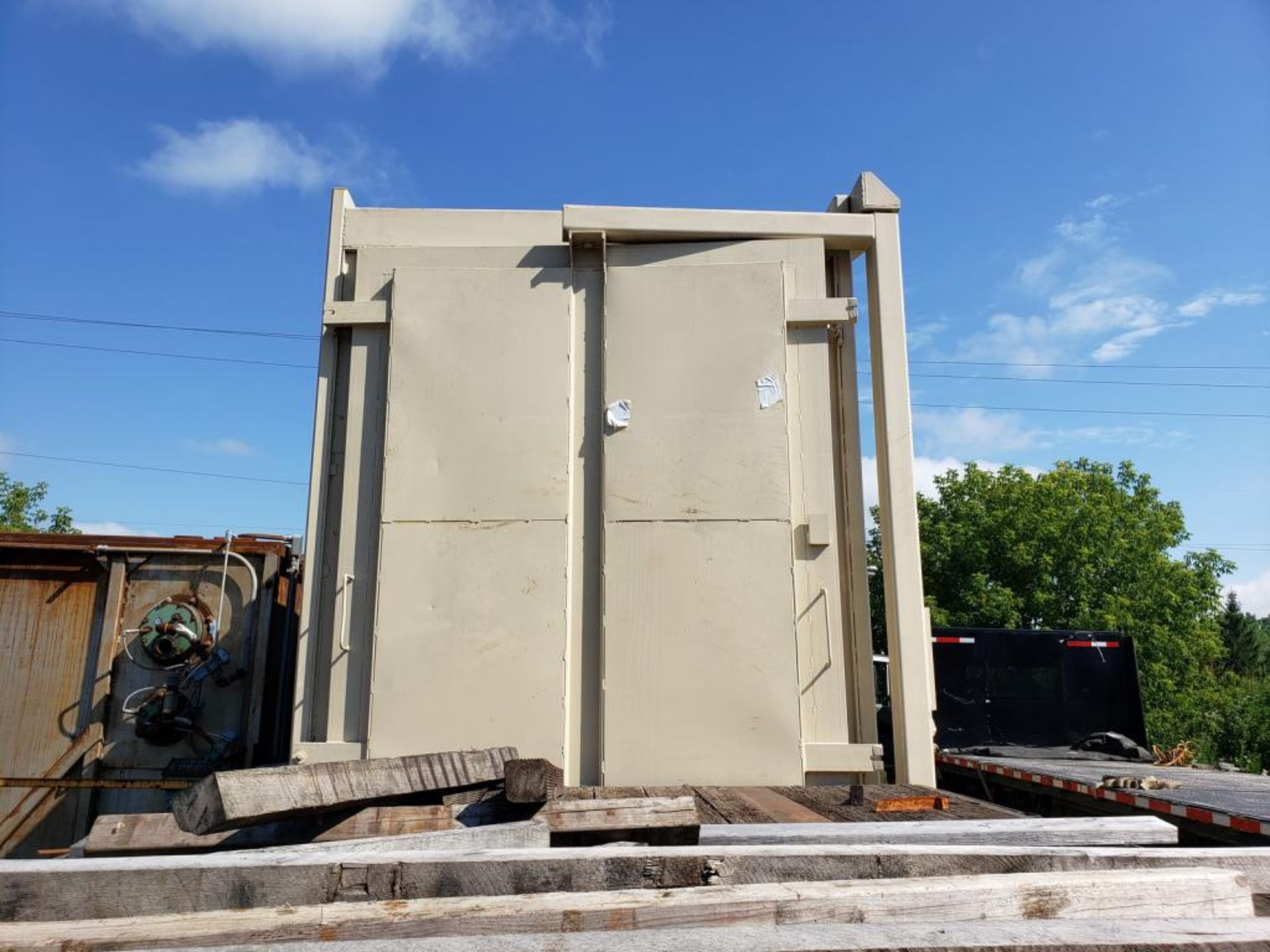 Lot 146 - Envelope Car Bottom Furnace