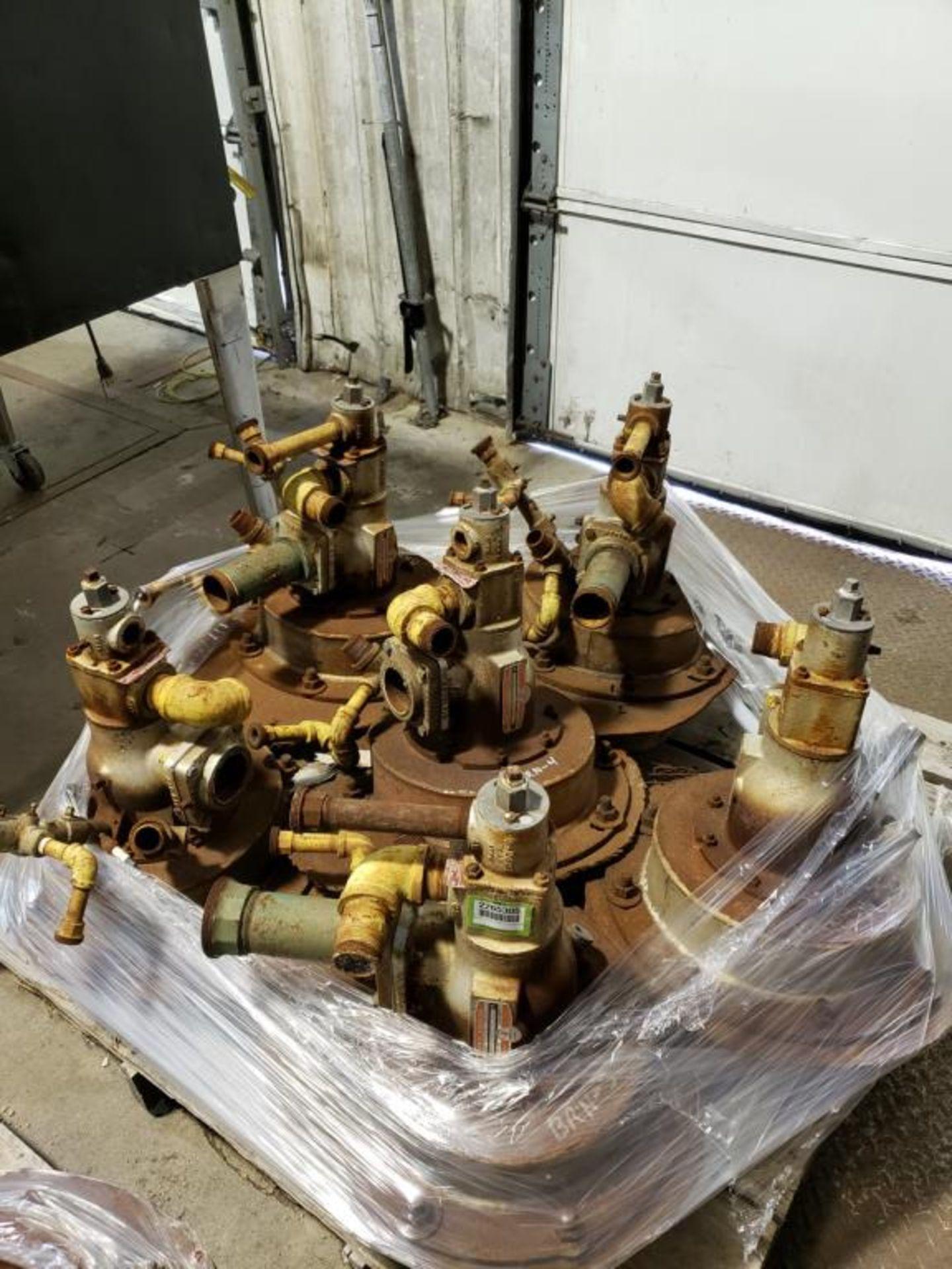 Lot 113 - Oven Burners