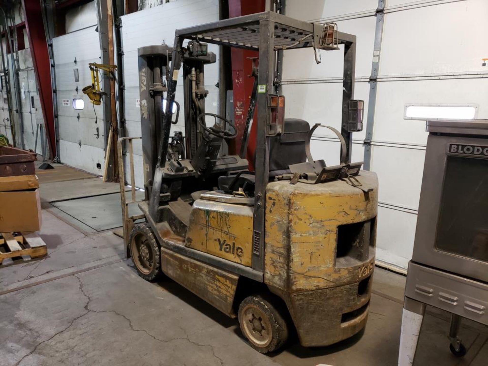 Lot 111 - Propane Forklift