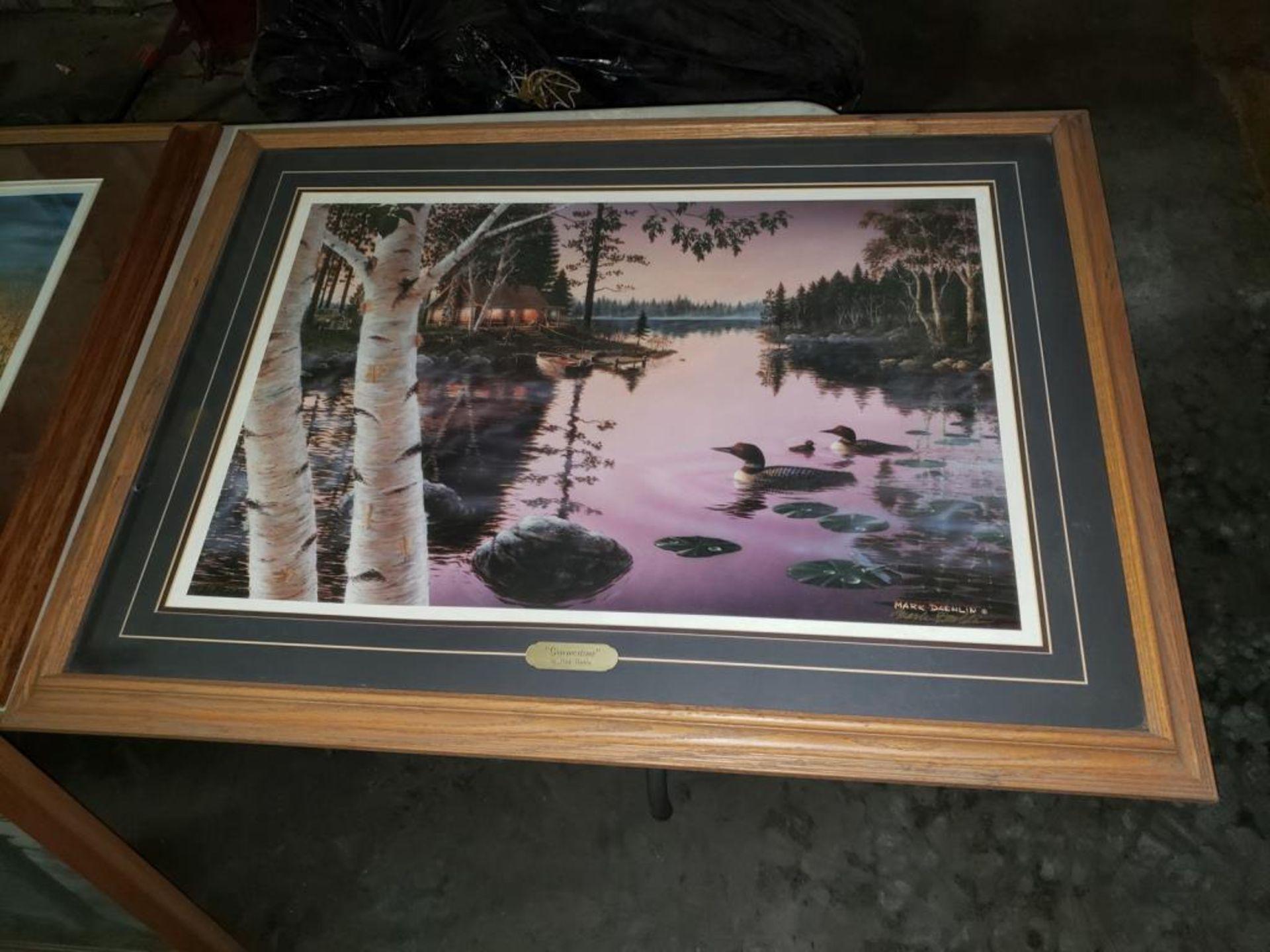 Lot 214 - Framed Pictures -Prints