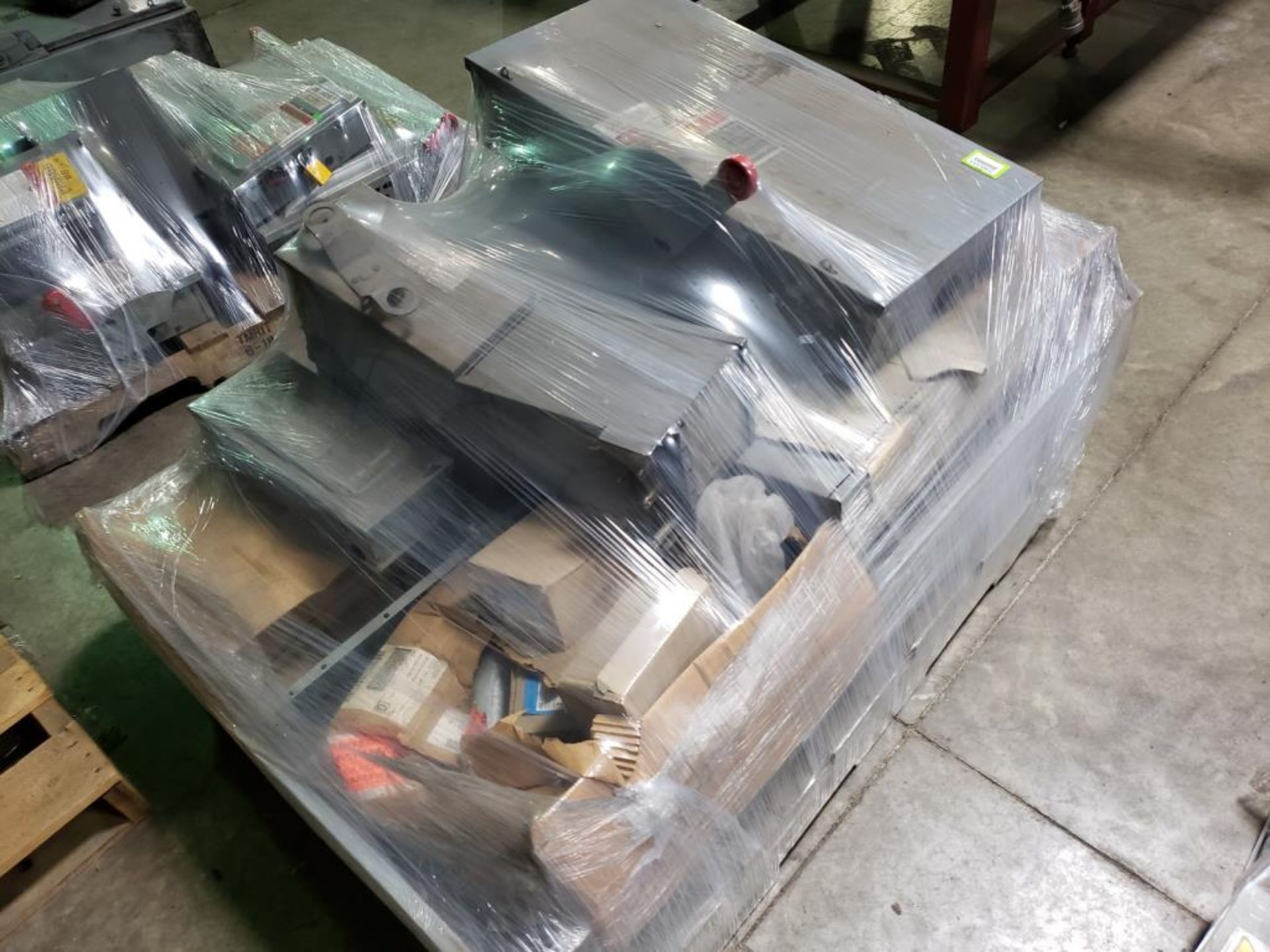 Lot 191 - Electrical Cabinets
